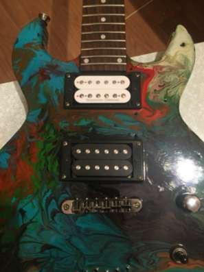 Продам гитару в Томске Фото 1