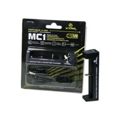 Фирменная одноканальная зарядка X-tar MC1
