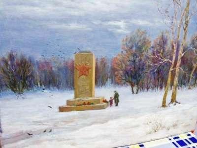 """1980г. к/м """"Воспоминание о войне&am в Санкт-Петербурге Фото 2"""