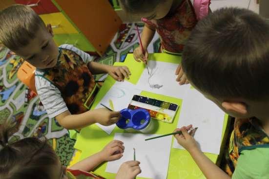 Детский сад ДРУЗЯТА, Развивайка по выходным в Красноярске Фото 2