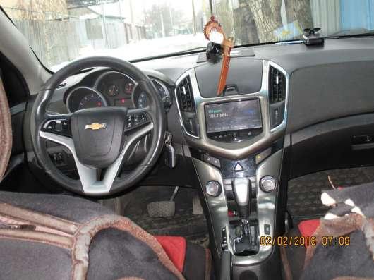 Автомобиль 2013гв шевроле круз