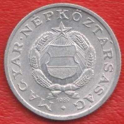 Венгрия 1 форинт 1989 г