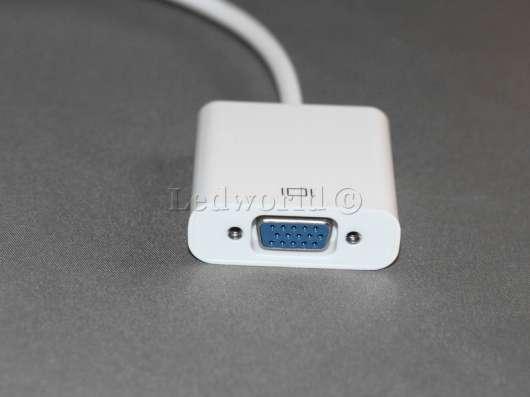 Переходник Mini DisplayPort - VGA для Mac