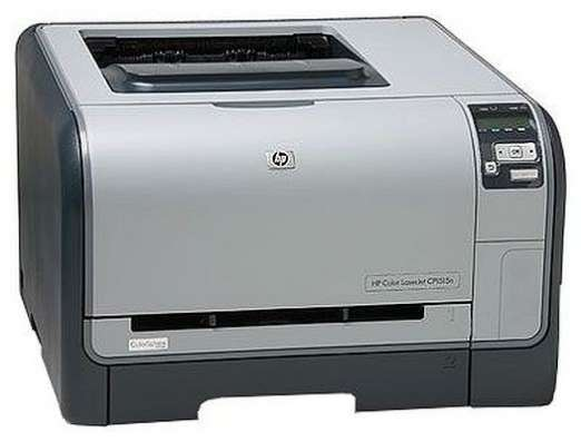 Лазерный принтер HP CP 1515n