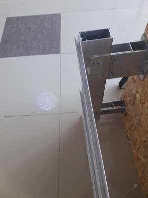 Система навесных вентилируемых фасадов под травертин