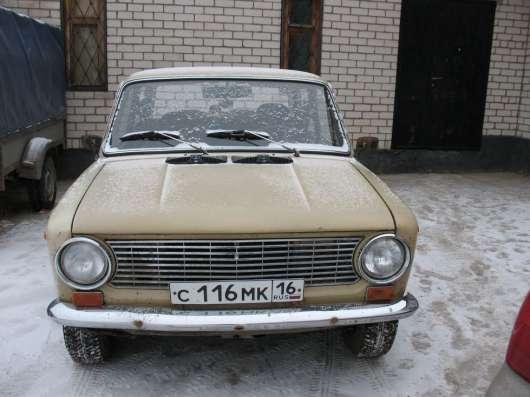Продажа авто, ВАЗ (Lada), 2101, Механика с пробегом 95000 км, в Казани Фото 1