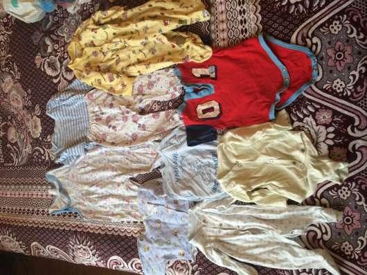 Продам мешок детских вещей