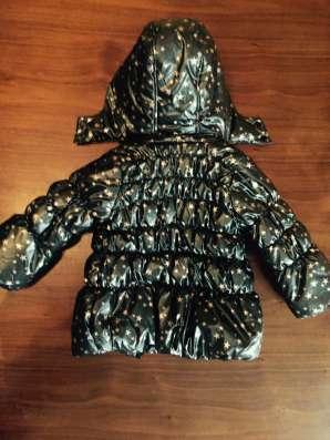 Куртка осень orchestra 2-4 года