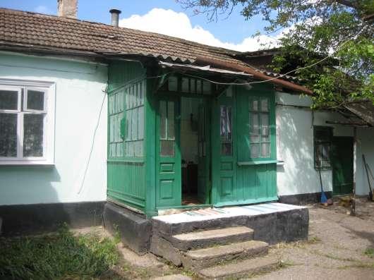 Домовладение по ул Кочубея вход общий