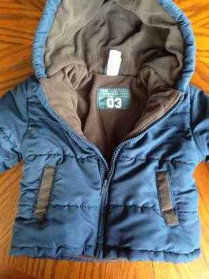 Куртка на синтепоне на весну р.74-86 в Екатеринбурге Фото 2