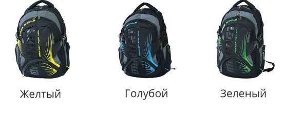Рюкзак, новый в Омске Фото 1