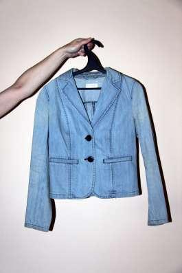 Продам стильный итальянский пиджак