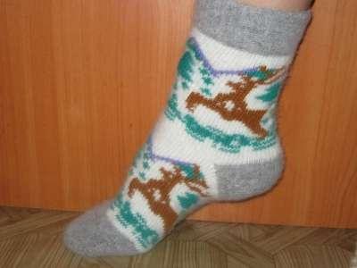 Предложение: Шерстяные носки оптом в Новороссийске Фото 2