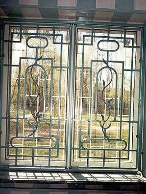Изготовление решеток, ворот, дверей