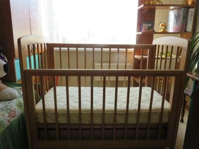 детскую кроватку Лель в Омске Фото 5