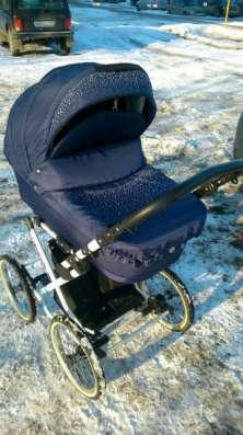 детскую коляску Lonex Carrozza Collection