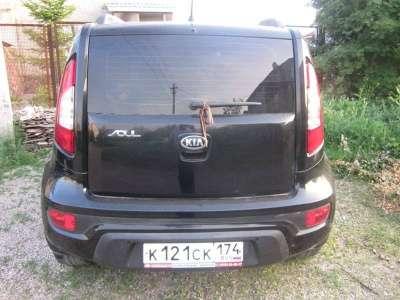 автомобиль Kia Soul, цена 522 000 руб.,в Магнитогорске Фото 4