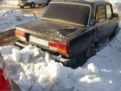 автомобиль ВАЗ 2107, цена 67 000 руб.,в Туле Фото 2