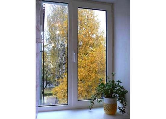 Окна из алюминия и ПВХ