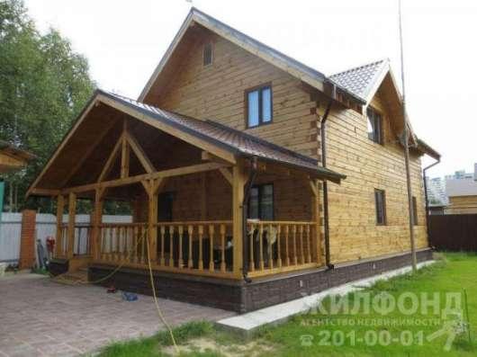 Коттедж, Новосибирск, Леонида Русских, 124 кв. м