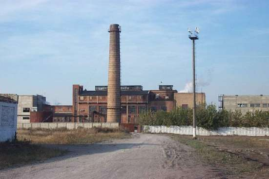 Оборудование сахарного завода