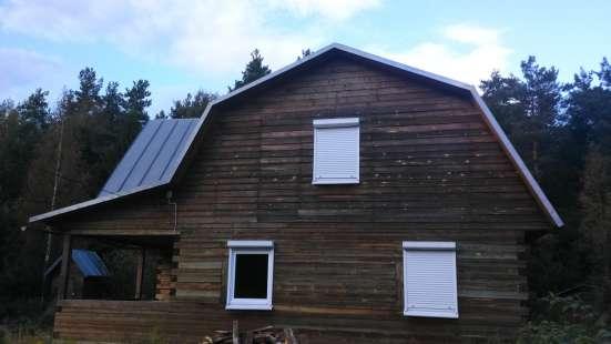 Земельный участок 18 соток с домом 11х9 метров в Пупышево
