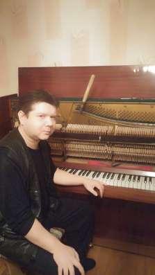Настройка пианино в Костанае