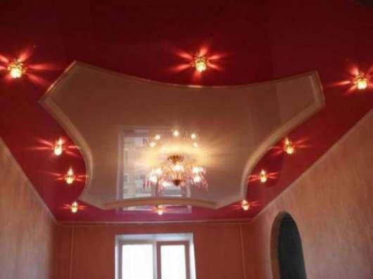 Натяжные потолки в Барнауле,без посредников.