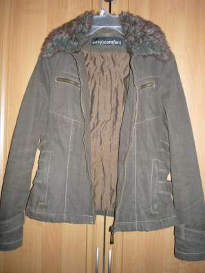 Утепленная куртка Easy Comfort