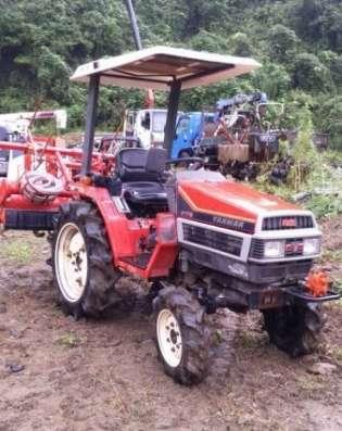 Японский трактор Yanmar F175