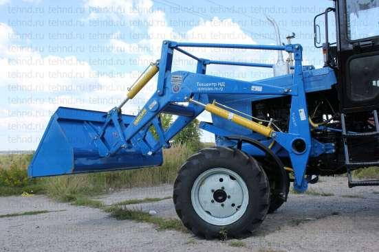 Погрузчик для трактора мТЗ пку-0.8