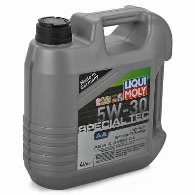 Масло Liqui Moly Special Tec AA 5W30 синтетика 4литра
