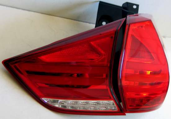 Тюнинг фонари задняя оптика Nissan X-Trail T32