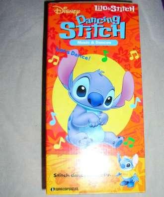 Стич Танцующий Интерактивная игрушка Disney