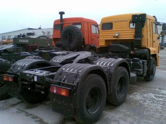 Камаз 65116 седельный тягач в Набережных Челнах Фото 3