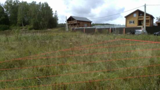 Участок 12 соток в деревне Башкардово 89 км от МКАД в г. Боровск Фото 4