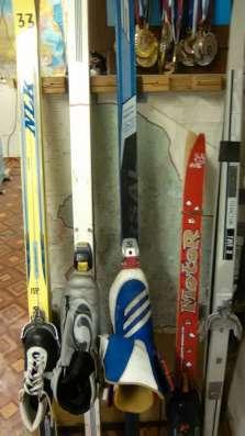Продам лыжный инвентарь
