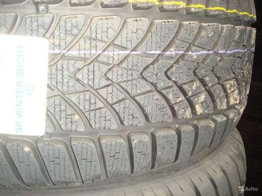 Новые Dunlop 205 60 R16 Winter Sport 4D 92H