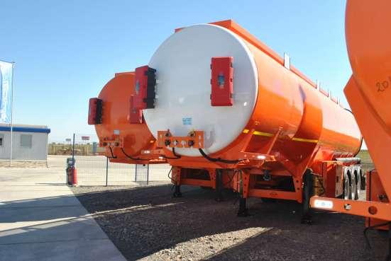 Бензовоз Бонум 30 м3 полуприцеп цистерна