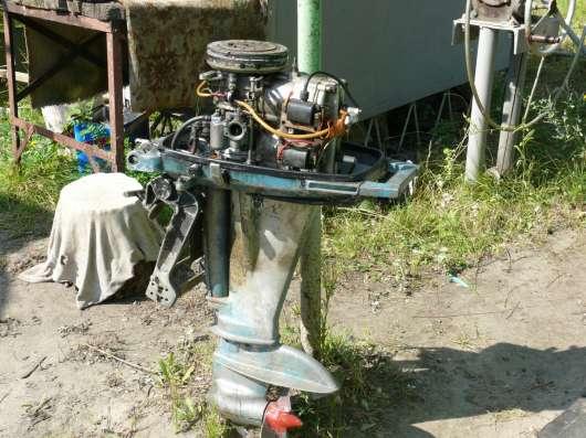 Продам лодочный двигатель Вихрь 30 б\у