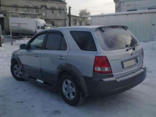 Продажа авто, Kia, Sorento, Автомат с пробегом 220 км, в Омске Фото 2