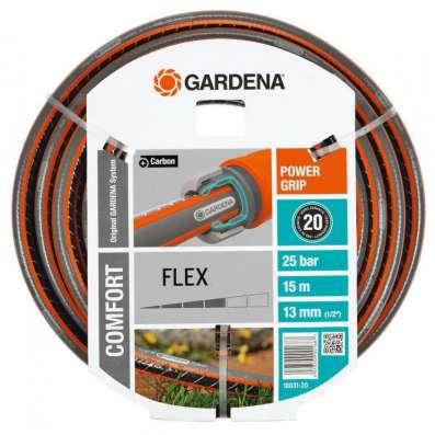 Шланг Gardena Comfort Flex 13мм бухта 15м