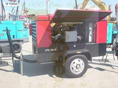 Дизельные компрессоры Chicago Pneumatic в Краснодаре Фото 2