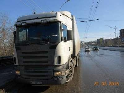 седельный тягач Scania 420 в Новокузнецке Фото 1