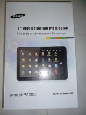 планшетный ПК Samsung P-5200 в Бердске Фото 1