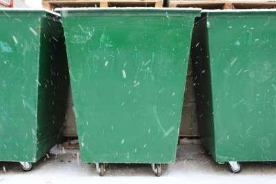 Мусорный контейнер Металлический Без крышки в Тольятти Фото 3