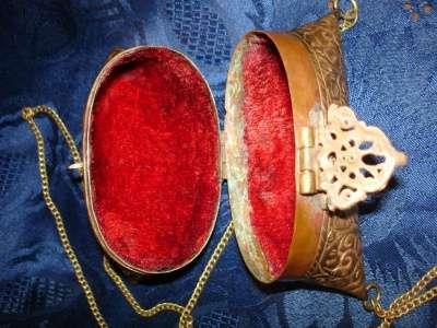Старинная сумочка-кошелек 19 век в Санкт-Петербурге Фото 2