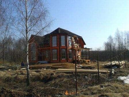 Дом 200 кв.м. в с. Криушкино