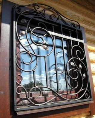 Решетка на окно в г. Симферополь Фото 3