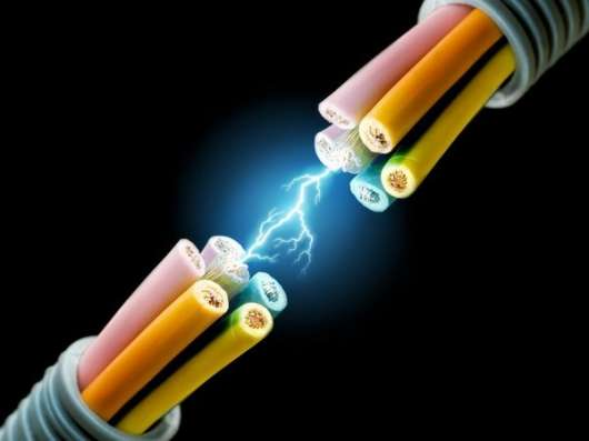 Кабель, провод, электрика
